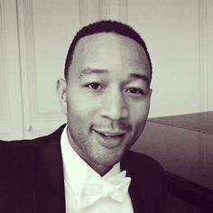 All day evening wear. Excited to shoot with @lorealparisofficial in #Cannes.  @johnlegend