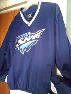 Starting bid of only $24.99! New with tag! Mens size Medium. Camden Riversharks....get ready for baseball!!!