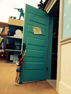 Andy's Room @ All-Star Movies Resort #BirthdayWishXCVII