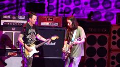 Pearl Jam with Dhani Harrison - Elderly Woman Behind The Counter In A Small Town #pearljam #eddievedder #live #rock