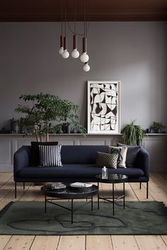 Expert Advice: 9 Design Ideas to Steal from the New Ferm Living Catalogue Most Popular Interior Design Styles Defined in 2018 Salon Interior Design, Modern Interior Design, Interior Decorating, Showroom Design, Contemporary Interior, Luxury Interior, Living Room Inspiration, Interior Inspiration, Living Room Interior