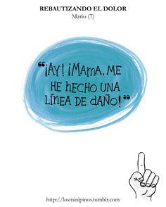 #losminipinos #esterytelling #frases #frasesdeniños #quotes #padres #madre #dolor #palabras #lenguaje #original
