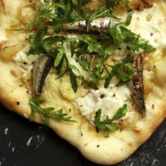 Sardine Pizza recipe on Food52