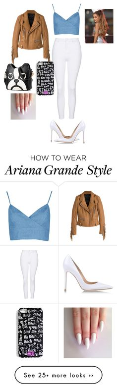 """""""Ariana Grande Inspiration"""" by randalloliver on Polyvore"""