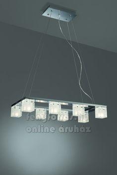 VITALI - Eseo 37571/60/13 - Függeszték (több ágú) Lighting, Home Decor, Decoration Home, Light Fixtures, Room Decor, Lights, Lightning, Interior Decorating