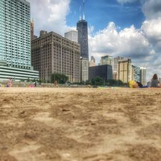 Chicago Beach. #chicago #chicagogram #chicagolife #usa #urlaub #sommer #reisen #travel #travelblogger #impression #windycity #illinois  #chitown #chicity