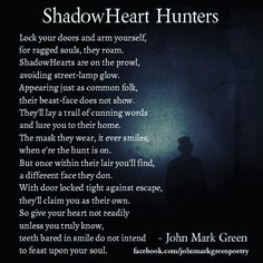 """""""ShadowHeart Hunters"""" - John Mark Green There are predators of the heart in this world - sociopaths, narcissistic abusers, emotional sadists… I decided to portray them in a Victorian-era monster kind. Narcissistic Personality Disorder, Narcissistic Abuse, Abusive Relationship, Toxic Relationships, Broken Trust Quotes, Psychology 101, Dark Poetry, Betrayal Quotes, Mark Green"""