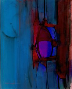 Abstraction 31 by Kathy Morton Stanion