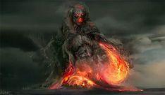 Kronos+Greek+Titan | Image - Kronos concept art.jpg - Clash of the Titans Wiki