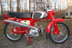 1963 Honda CA110 Sport 50