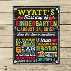 Items similar to First Day of Playschool Sign Printable - Day of Playschool Sign - First Day of School Chalkboard Sign - Day of School Sign on Etsy First Day Of School Pictures, School Photos, School Chalkboard, Chalkboard Signs, School Grades, School Days, Kindergarten First Day, School Signs, Nursery School