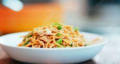 Jet Tila's Chicken Lo Mein Recipe