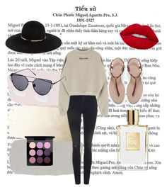"""""""Untitled #20"""" by lucy-barlow on Polyvore featuring Topshop, Zara, Lime Crime, MAC Cosmetics and Eugenia Kim"""