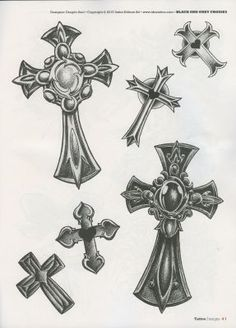 Cross Tattoo - Kreuze