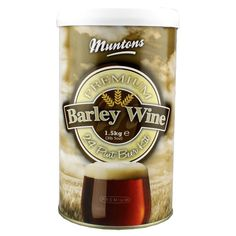 MUNTONS Barley Wine.     Freepost UK