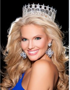 Last year's Miss USA, Brittany Booker, is a member of Alpha Chi Omega.