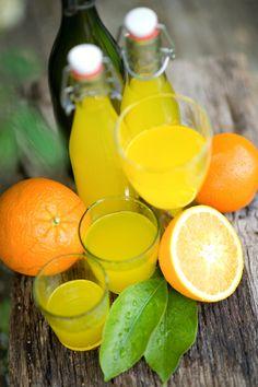 Orangen-Zitronen-Limonade selber machen