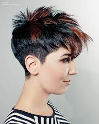 No tienes que ser tan dulce � 20 peinados punk cortos y fuertes !! | http://www.cortesdepelomujer.net/cortes-de-pelo-para-mujeres/tienes-que-ser-tan-dulce-20-peinados-punk-cortos-y-fuertes/1229/