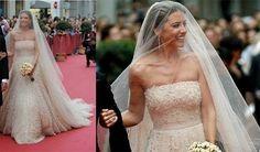 Tú decides: novias con velo a la cara, ¿sí o no? (via Bloglovin.com )