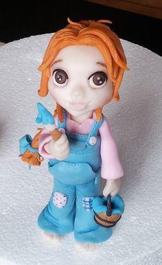 little girl by giada