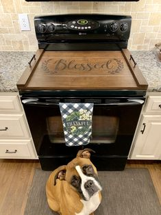 Our Noodle Boards can be personalized in many ways. Size, color/finish, design and wording. Contact us today to see what we can create for YOU! Stove Top Cover, Stove Covers, Rustic Decor, Farmhouse Decor, Pallet Tray, Noodle Board, Kitchen Signs, Kitchen Decor, Home Decor Signs