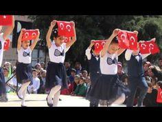 3/A sınıfı 23 nisan gösterisi Türk Çocuğu - YouTube
