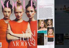 Vogue Magazine  - GKhair Leave'in Cream