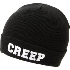 a34aca243ce10 The Creep fold beanie from Jac Vanek was meant to be worn loud and proud.