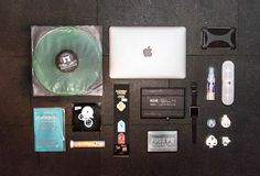 music essentials -- J-Rocc