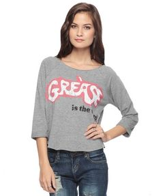 @Jessica Kading I found us shirts to wear for Grease dancing nights lol