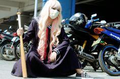 The Bosozoku Biker Girl Gangs Of Japan - Tattooed Outlaws With Varnished Nails And Badass Bikes Japanese Gangster, Japanese Girl, Japanese Punk, Lady Biker, Biker Girl, Visual Kei, Outfit Pinterest, Girl Gang Aesthetic, Harajuku