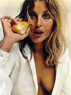 Sharon Tate for Esquire Magazine, 1967