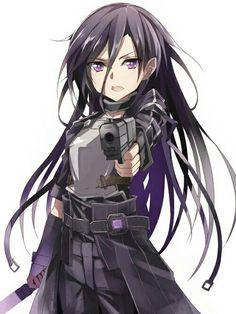 Kirito from Gun Gale Online