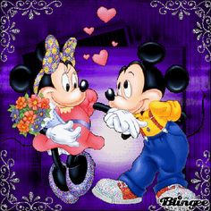 --->>Mickey e Minnie Mouse<<---