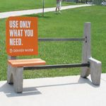 25 Incredibly Creative Bench Ads