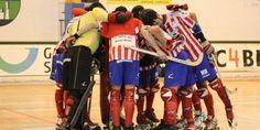 Presentación Liceo Cerceda alineación Irrepetible 2015-2016   GaliciaNhockey