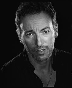 Bruce Springsteen. I will never not have the hots for this man.