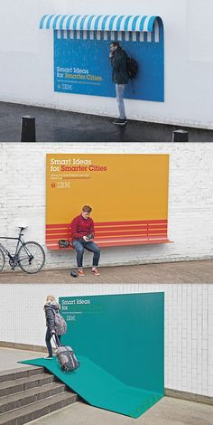 IBM | Ogilvy Smarter Cities! #cheersbrandi #Ads