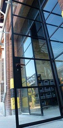 57 Ideas For Metal Door Design Basements
