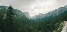 oh rebekah, you are just amazing. YOSEMITE!
