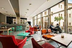Café Neustadt - Karlovo náměstí 23/1, 120 00 Praha 2