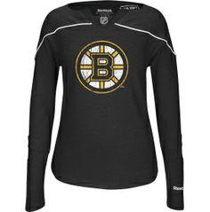 Reebok Women s Boston Bruins Fan Diva Long Sleeve Black Jersey - Dick s  Sporting Goods bd5cd435b