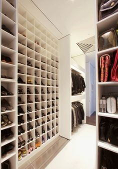 Homes with walk-in closets fit for Sex and the City's Carrie - Telegraph