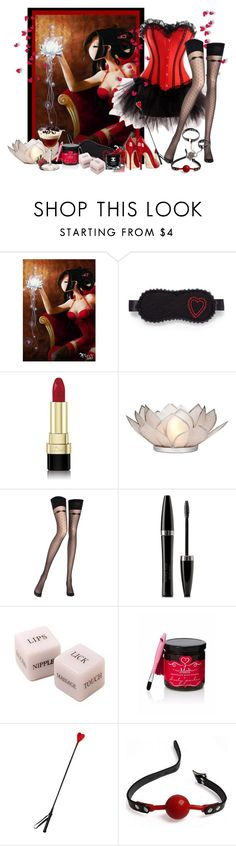 """""""Sans titre #281"""" by frane-x ❤ liked on Polyvore featuring L'Agent By Agent Provocateur, Dolce&Gabbana, ASKA, Jimmy Choo, Chantal Thomass, Mary Kay, Chanel and Victoria's Secret"""