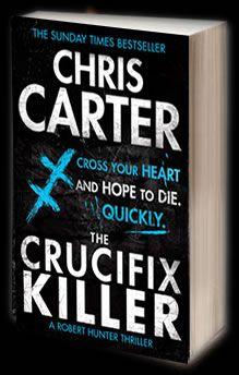 Chris Carter Books - The Crucifix Killer