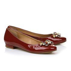 Sapatilha   Lux Scarlet -  UZA Shoes