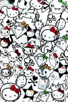 0099fa05e Celebrities who wear, use, or own Tokidoki for Hello Kitty Anniversary  iPhone Case. Also discover the movies, TV shows, and events associated with  Tokidoki ...
