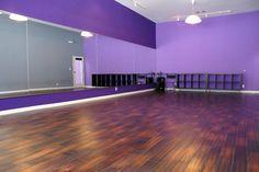 Purple studio :-)