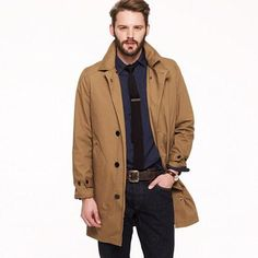 From J.Crew to Burberry, Eight Great Coats for Men | Fashables