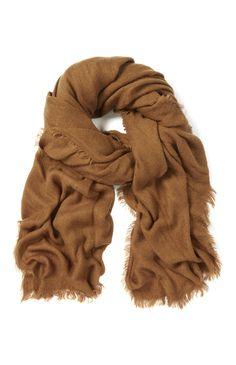 Primark - Bruine katoenen sjaal